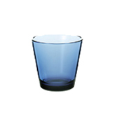 Kartio Tumbler 21cl blueberry blue | Water glasses | iittala
