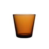 Kartio Tumbler 21cl brown | Water glasses | iittala