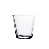 Kartio Tumbler 21cl clear | Water glasses | iittala