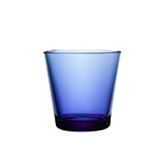 Kartio Tumbler 21cl ultramarine blue | Water glasses | iittala