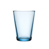 Kartio Tumbler 40cl light blue | Water glasses | iittala