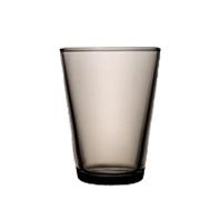 Kartio Tumbler 40cl sand | Water glasses | iittala