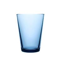 Kartio Tumbler 40cl turquoise blue | Water glasses | iittala