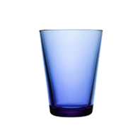 Kartio Tumbler 40cl ultramarine blue | Water glasses | iittala