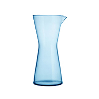 Kartio Pitcher 95cl turqouise blue | Decanters | iittala