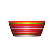 Origo bowl 0.25l red | Bowls | iittala