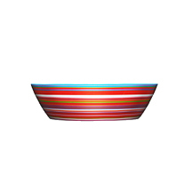 Origo bowl 2.0l red | Bowls | iittala