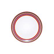 Origo plate 20cm red | Services de table | iittala