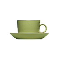 Teema coffeecup 22cm olive green | Services de table | iittala