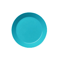 Teema plate 21cm turquoise | Vajilla | iittala