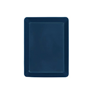 Teema plate 24x32cm blue | Services de table | iittala