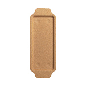 Teema Tray 456x172mm cork | Services de table | iittala