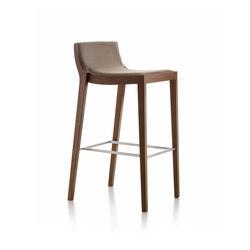 Moka | MTK301 | Bar stools | Fornasarig