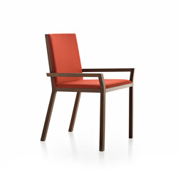 Basicwood | BWS201 | Visitors chairs / Side chairs | Fornasarig