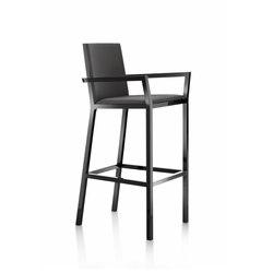Basicwood | BWS301-A | Bar stools | Fornasarig