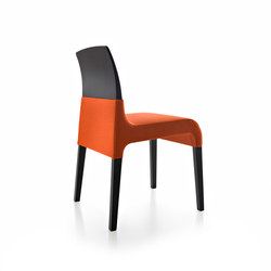 Dress Chair | Sillas de visita | Fornasarig