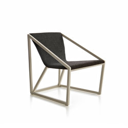 Kite Lounge | Sessel | Fornasarig