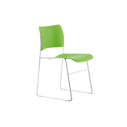 40/4 chair in plastic | Multipurpose chairs | HOWE
