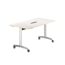 Moveo meeting table | Mesas contract | HOWE