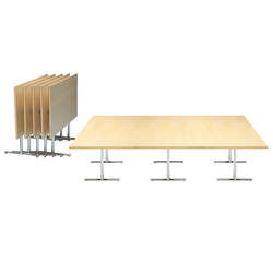 Tempest Table | Tables de formation | HOWE