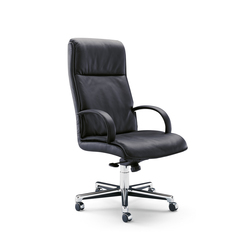 Quattro executive chair | Chaises de direction | Walter Knoll