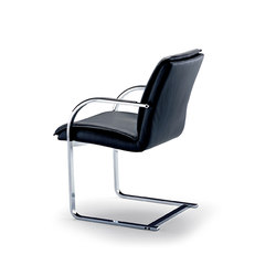 Quattro cantilever | Visitors chairs / Side chairs | Walter Knoll