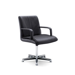 Quattro conference chair | Conference chairs | Walter Knoll