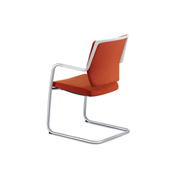 crossline | Visitors chairs / Side chairs | Sedus Stoll