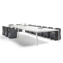 Pey table | Conference table systems | Mobles 114
