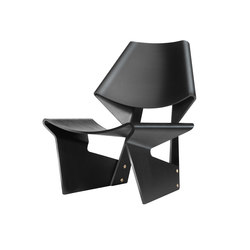 GJ Bow Chair | Loungesessel | Lange Production