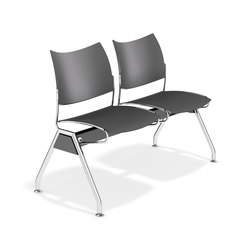 Curvy Traverse 1288/99 | Beam / traverse seating | Casala