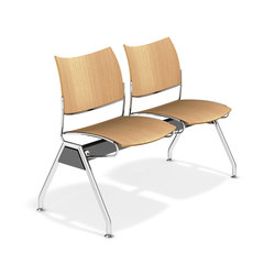 Curvy Traverse 3288/99 | Beam / traverse seating | Casala