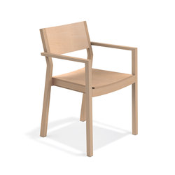 Woody 3207/10 | Chairs | Casala