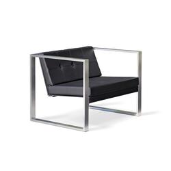 Cima Lounge Poltrona | Garden armchairs | FueraDentro