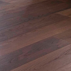 OAK Vulcano wide-plank brushed | natural oil | Planchers bois | mafi