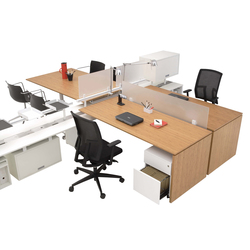 Gate Desk | Individual desks | Nurus