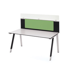T-Workstation | Individual desks | Bene