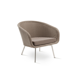 Shell Easy Chair | Gartensessel | FueraDentro