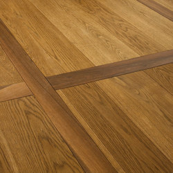 OAK Character wide-plank brushed | natural oil | Wood flooring | mafi