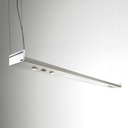 e07 | Pendant strip lights | Elementi di Luceplan