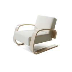 Armchair 400 Tank | Lounge chairs | Artek