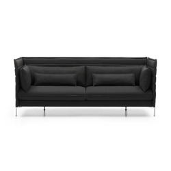 Alcove Three-Seater | Lounge sofas | Vitra