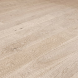 OAK Character brushed | white oil | Planchers bois | mafi