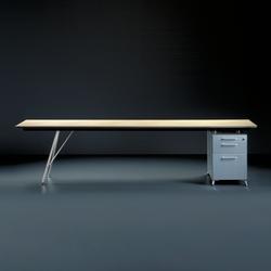 Unistandardtisch | Bureaux individuels | Atelier Alinea