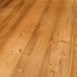 LARCH Vulcano wide-plank brushed | natural oil | Planchers bois | mafi