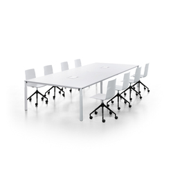 temptation four | Multimedia conference tables | Sedus Stoll