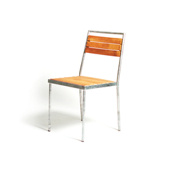 C.D. Stack Terrace | Garden chairs | Inno