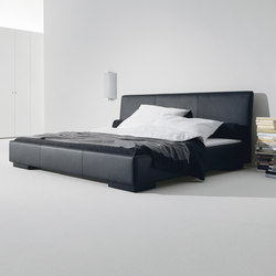 jalis double beds by interl bke architonic. Black Bedroom Furniture Sets. Home Design Ideas