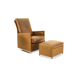 Loge Plus Armchair | Poltrone lounge | Accente