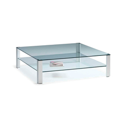 Acqua Double Coffee Table | Tavolini da salotto | Lourens Fisher
